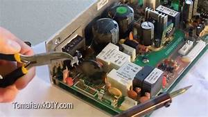 How To Repair A Circuit Board  From The Top