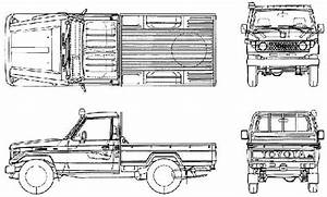 Toyota Dimensions  U0026 Drafts  With Images