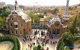 Park Guell – Works of Antoni Gaudí – Barcelona, Spain ...