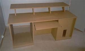 Photo no name meuble rack bureau studio sans marque for Meuble maison