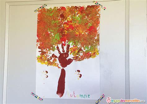 louise cuisine peindre un arbre d 39 automne avec du papier aluminium le
