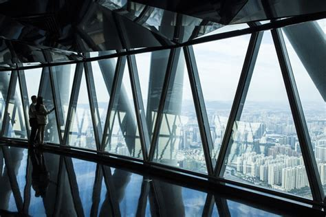 observation deck canton tower