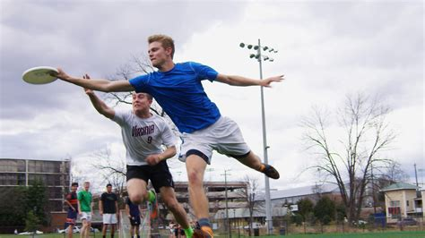 UVA Ultimate Frisbee: Meet the Men's Ultimate Team   UVA Today