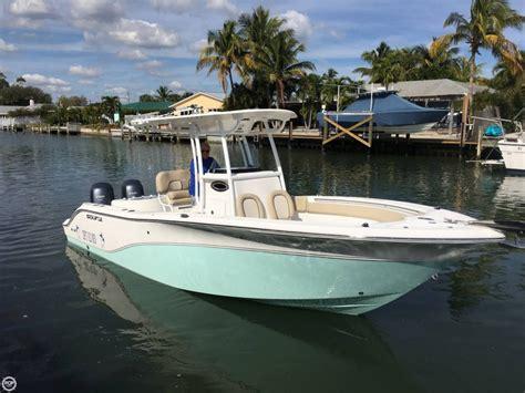 Sea Fox Boats Prices by 2015 Used Sea Fox 256 Commander Center Console Center