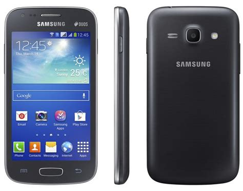 samsung pr 233 sente le galaxy ace 3 avec lte androidpit