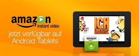 prime instant android prime instant jetzt auch f 252 r android tablets