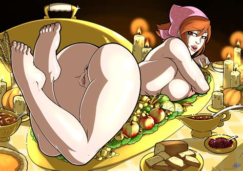 thanksgiving with cooking mama patreon reward by mad project hentai foundry