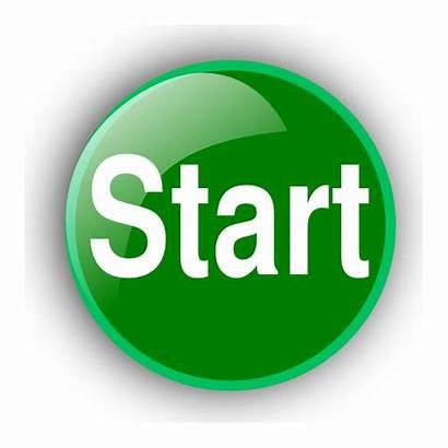 Start Button Clip Clipart Clker Hi Vector