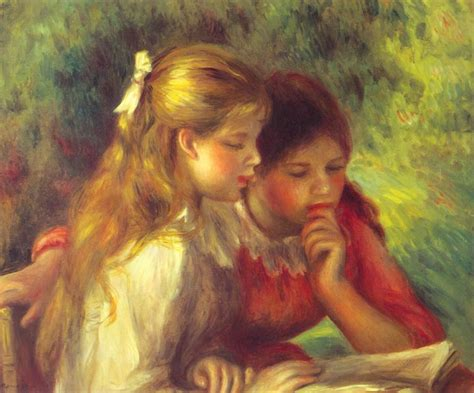 Renoir Pronk Paintings