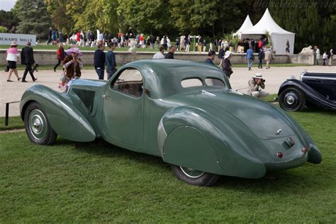 Bugatti Type 57 C Vanvooren Coupe - Chassis: 57835 - 2015 ...