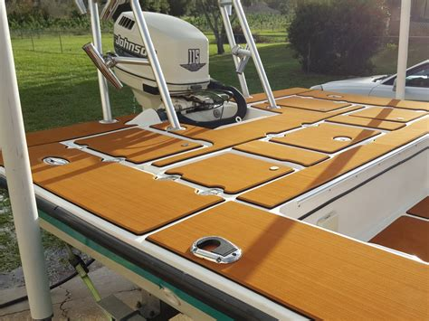 Boat Mats by Photo Of Boat Decking Marine Mat Marine Flooring Mat