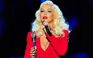 Christina Aguilera Announces She's Put the 'Finishing ...
