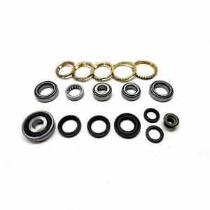 Mv3 Transmission Bearing  Seal Kit W  Synchro Rings 98