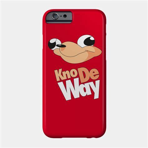 Phone Case Meme - kno de way ugandan knuckles meme shirt ugandan knuckles phone case teepublic