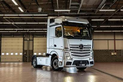 Actros Experience Leicester Nottingham Derby Distance