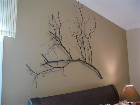susan snyder tree branch wall art