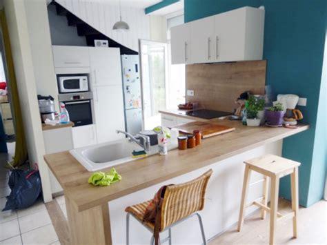 simon cuisine aménager une cuisine ouverte sur le salon simon mage