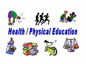 Health & Physical Education / Welcome