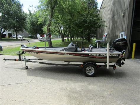 Bass Tracker Boats For Sale Michigan by Used Tracker Boats For Sale In Michigan United States