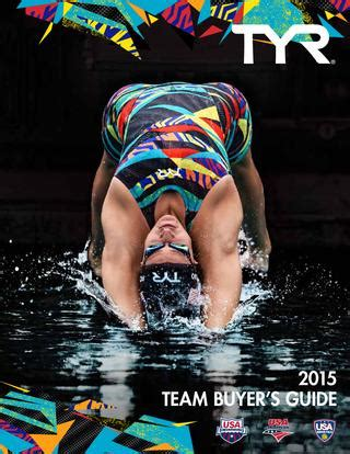 2015 Team Buyer's Guide by TYR Sport - Issuu