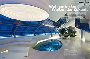 Wohnen In Der Zukunft : wohnen in den wolken der zukunft ~ Frokenaadalensverden.com Haus und Dekorationen