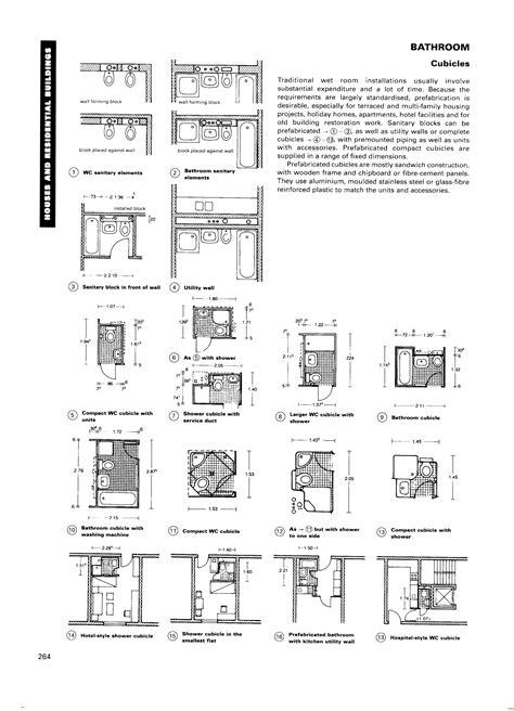 Neufert Architects Data Ed 3   Baño   Arquitectura, Baños