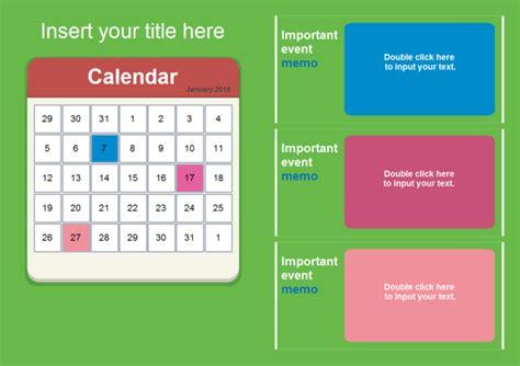 calendar template for powerpoint calendar powerpoint free calendar powerpoint templates