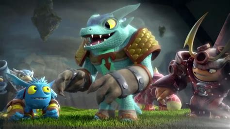 See Skylanders Trap Team's new Trap Masters, villains and ...