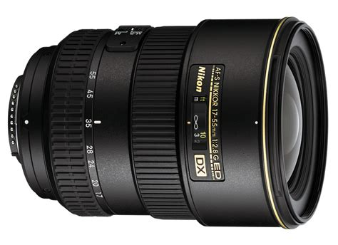 nikon af s dx 17 55mm f 2 8g if ed nikon af s dx 17 55mm f 2 8 g ed specifications and