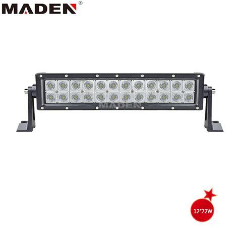 atv off road lights free shipping to au 12 quot led light bar off road atv utv