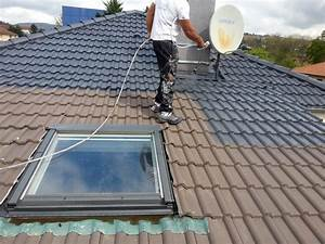 Demoussage Toiture Ardoise : peinture pour toiture type de toiture oeufenpoudre ~ Premium-room.com Idées de Décoration