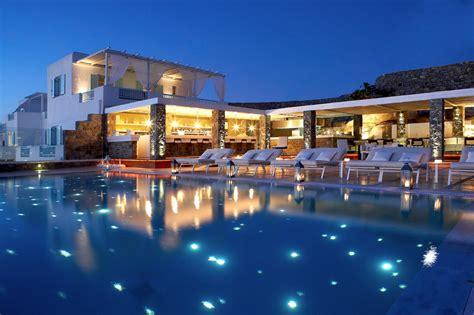 Bill And Coo Luxury Hotel Mykonos Original Travel
