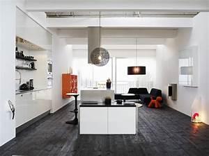 Dunkler Boden Weiße Sockelleisten : kombinative m bel trends oder wie man richtig die verschiedenen stile paart ~ Markanthonyermac.com Haus und Dekorationen