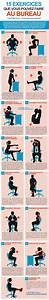 15 Exercices Faciles Faire Au Bureau Ni Vu Ni Connu