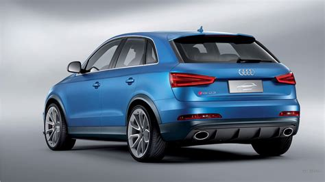Mobil Audi Q3 by Audi Q3 Wallpapers Hd Desktop And Mobile Backgrounds