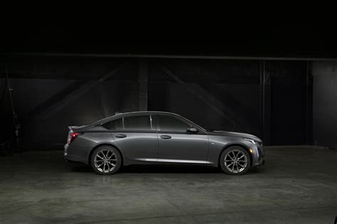Cadillac For 2020 by 2020 Cadillac Ct5 Borrows Styling From Escala Concept