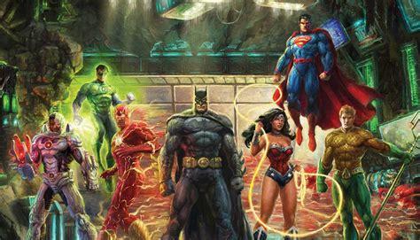 Batman And Robin Wallpaper D C Super Hero Fine Art The Thomas Kinkade Company