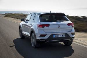 Volkswagen T Roc Carat : prix quipements et options du volkswagen t roc 2017 l 39 argus ~ Medecine-chirurgie-esthetiques.com Avis de Voitures