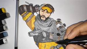 Drawing Of Mirage  Apex Legends