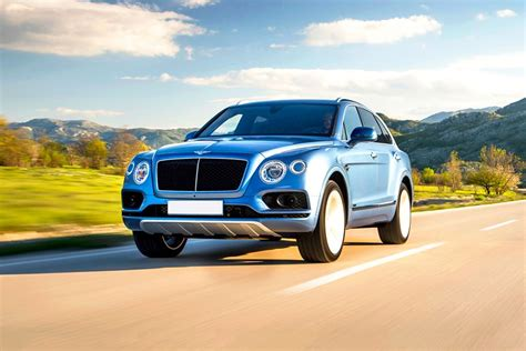 Gambar Mobil Bentley Bentayga bentley bentayga images check interior exterior photos