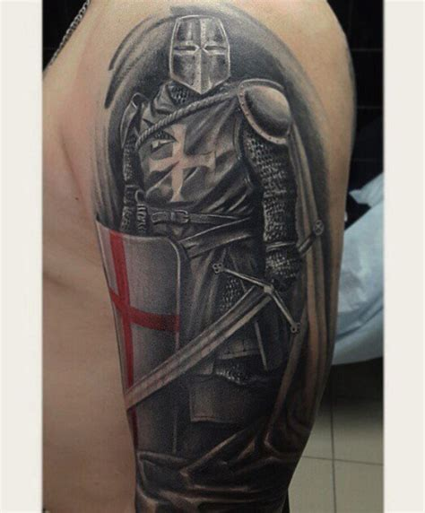 crusader tattoo  tattoo ideas gallery