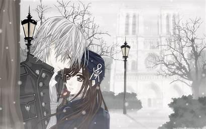 Anime Couples Fanpop Couple Manga Snow Vampire