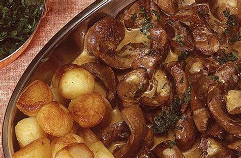 cuisiner les rognons de boeuf rognons de veau à la dijonnaise
