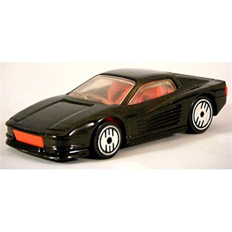 hot wheels  ferrari testarossa global diecast direct