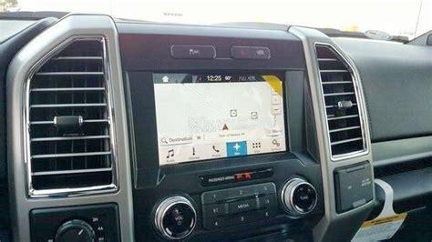 factory sync  ford   gps navigation radio module