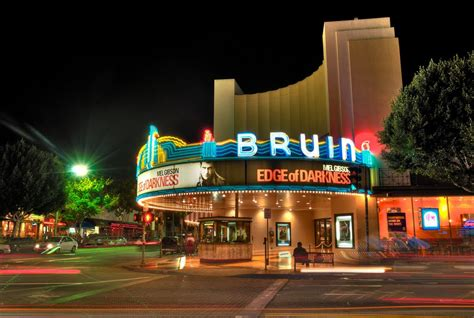Panoramio - Photo of Bruin Theater, Westwood, CA