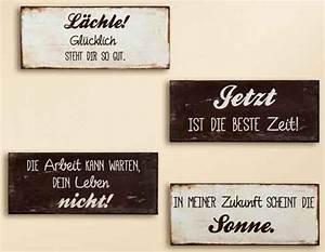 Schilder Mit Sprüchen : schild mit spruch g69594 nur eur ~ Michelbontemps.com Haus und Dekorationen