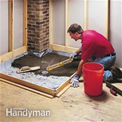 how to build a shower pan basement ideas shower pan and