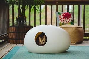 Maison Exterieur Pour Chat : katzentoilette die sich sehen lassen kann puristisches ~ Dailycaller-alerts.com Idées de Décoration