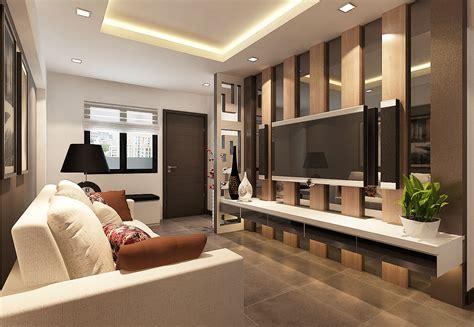 residential interior design contractor  singapore